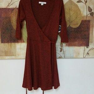 Women Wrap Sweater(never worn)